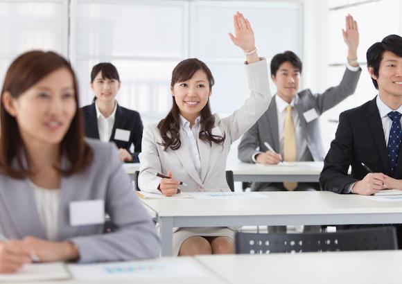 社員研修はじめの一歩。「新入社員研修」を徹底紹介!