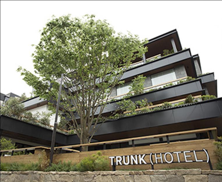 株式会社TRUNK HOTEL