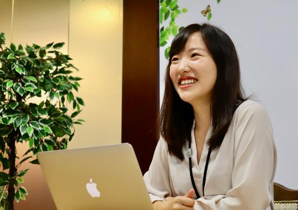 Work Happiness メンバーインタビュー「沈 秀均さん」