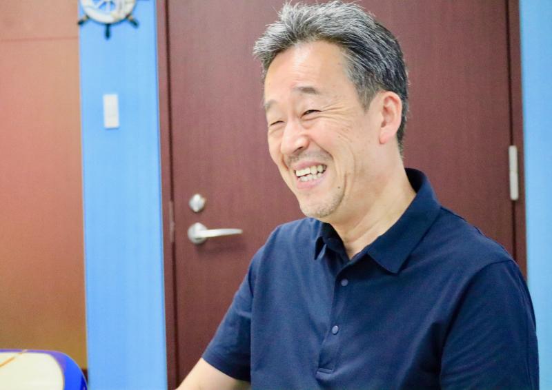 Work Happiness メンバーインタビュー「丸山鉄二さん」