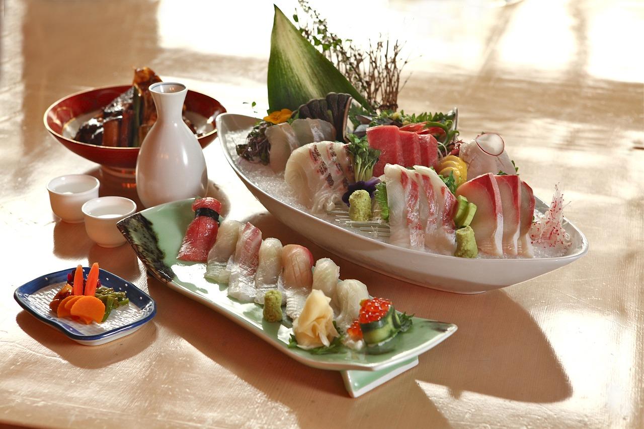 ホテル再建物語 その5 寿司割烹のオープン